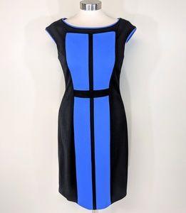 Betsey Johnson Color Block Dress